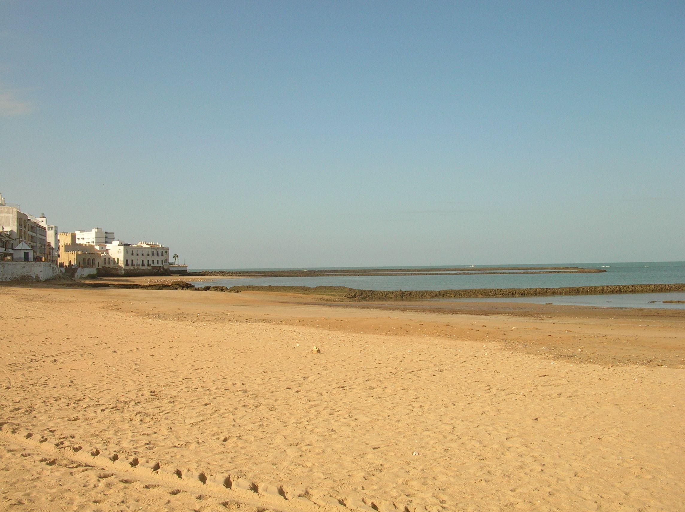 Most beautiful beaches in Cadiz costa de la luz