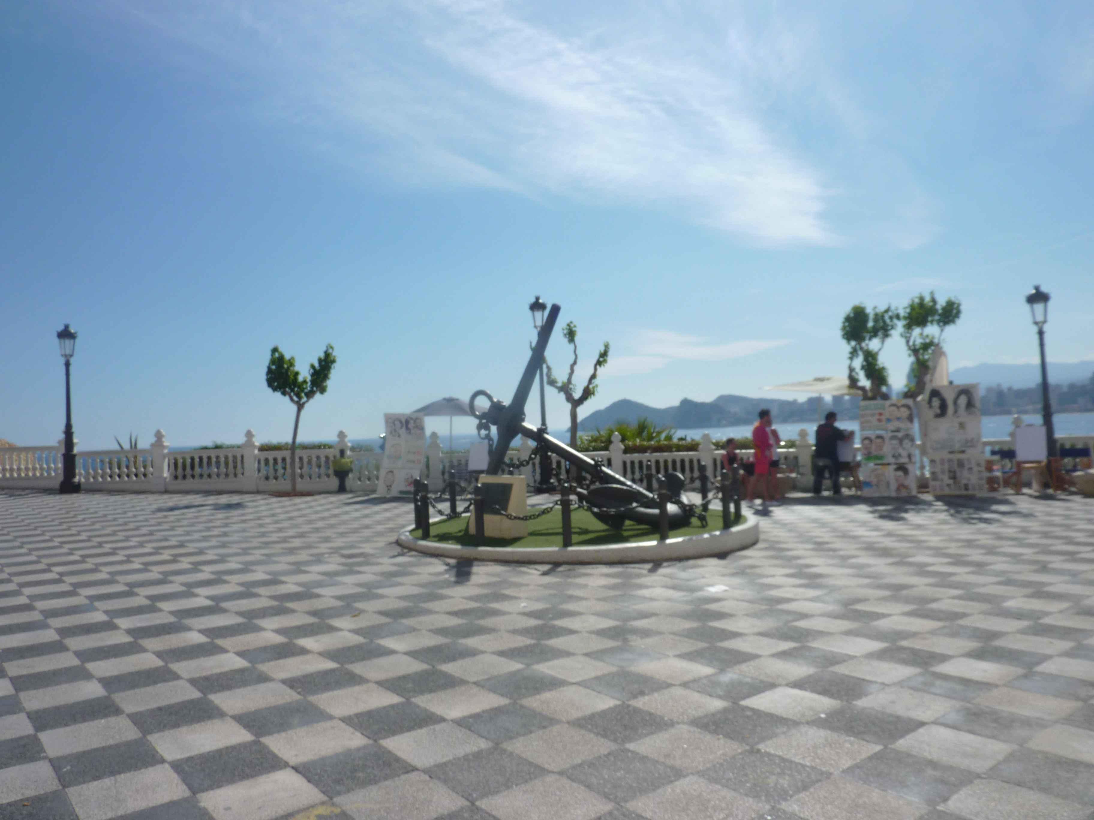 Santa Barbara Hotels >> Visite Alicante chateau santa barbara
