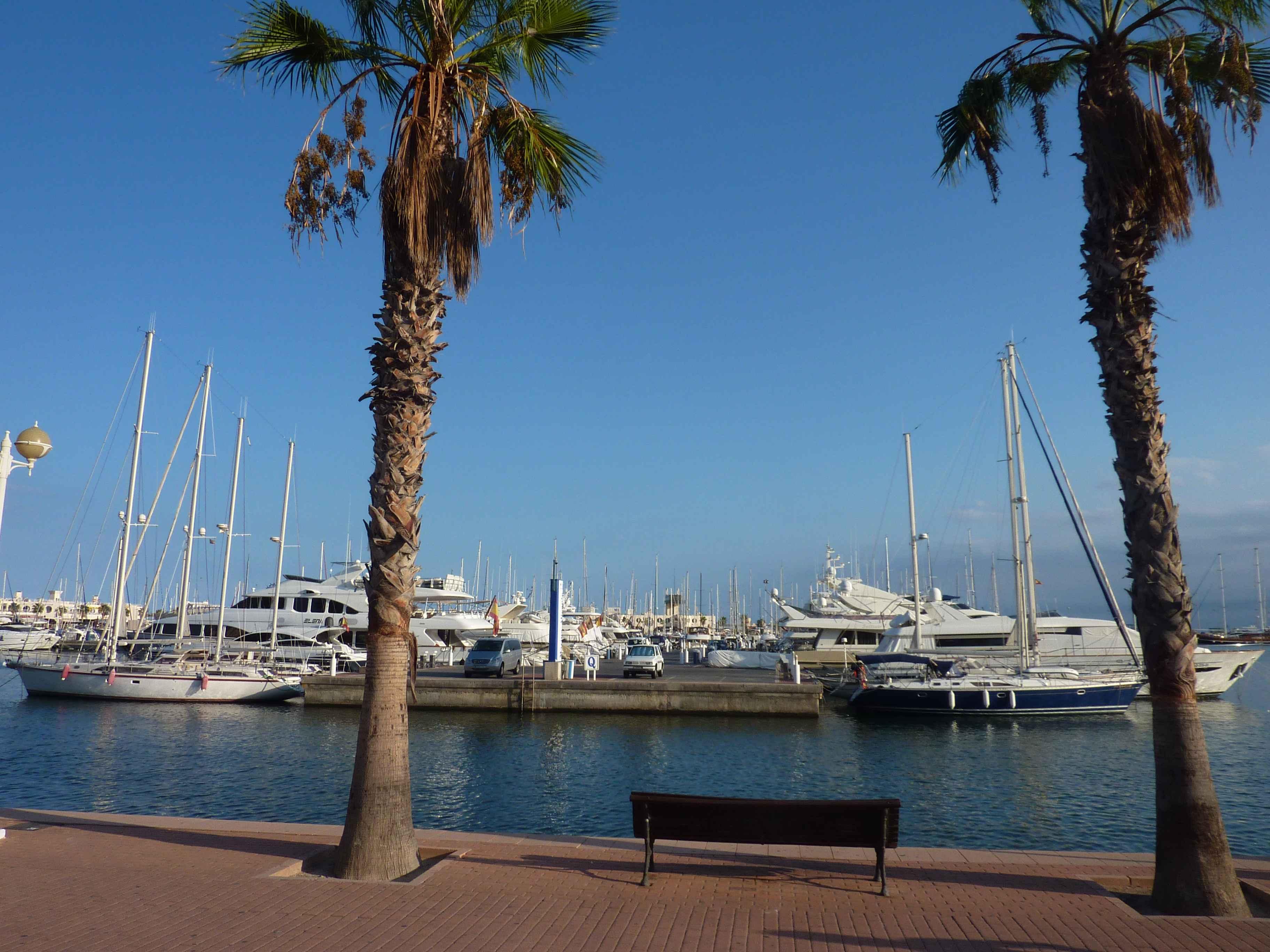 Photos de alicante plages et chateau de santa barbara - Alicante office de tourisme ...