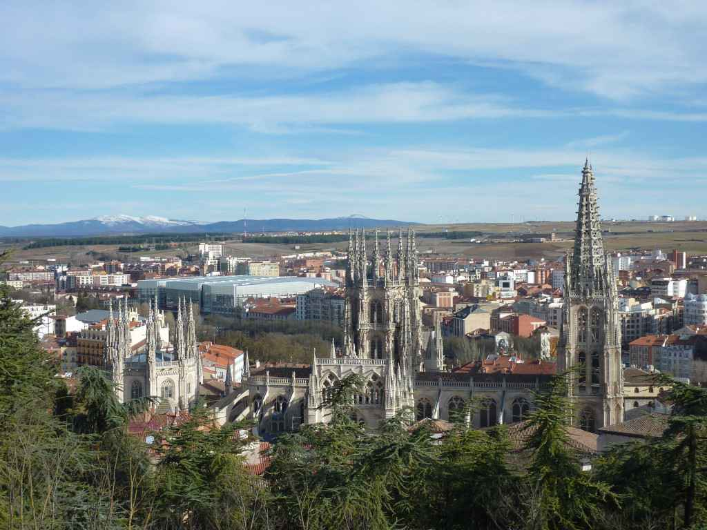 Burgos Cathedrale Chateau en Images
