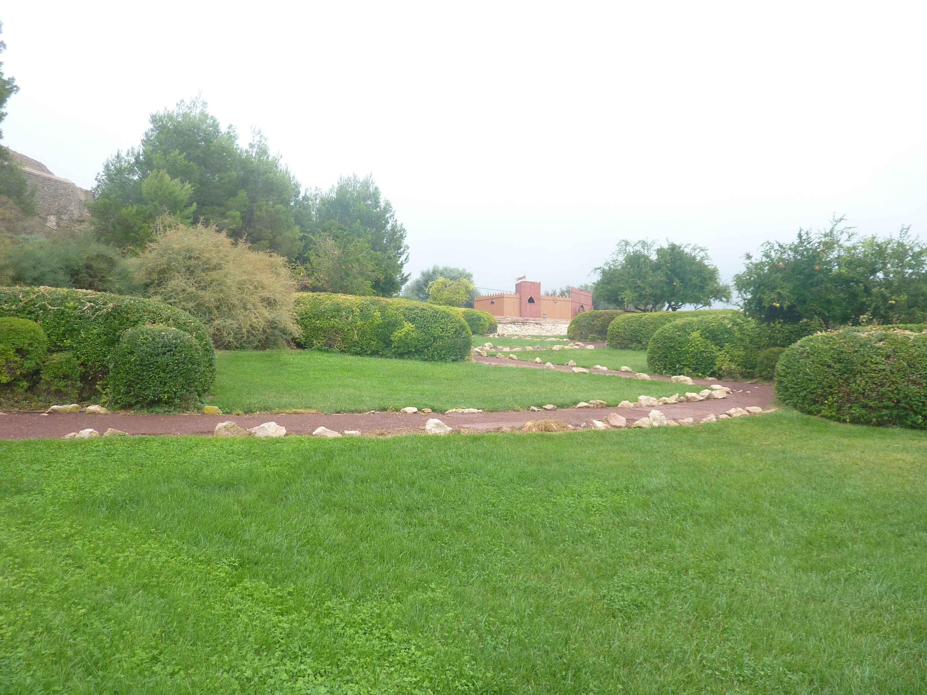 Photos de la forteresse du soleil lorca ou ch teau de lorca - Congelation des haricots verts du jardin ...