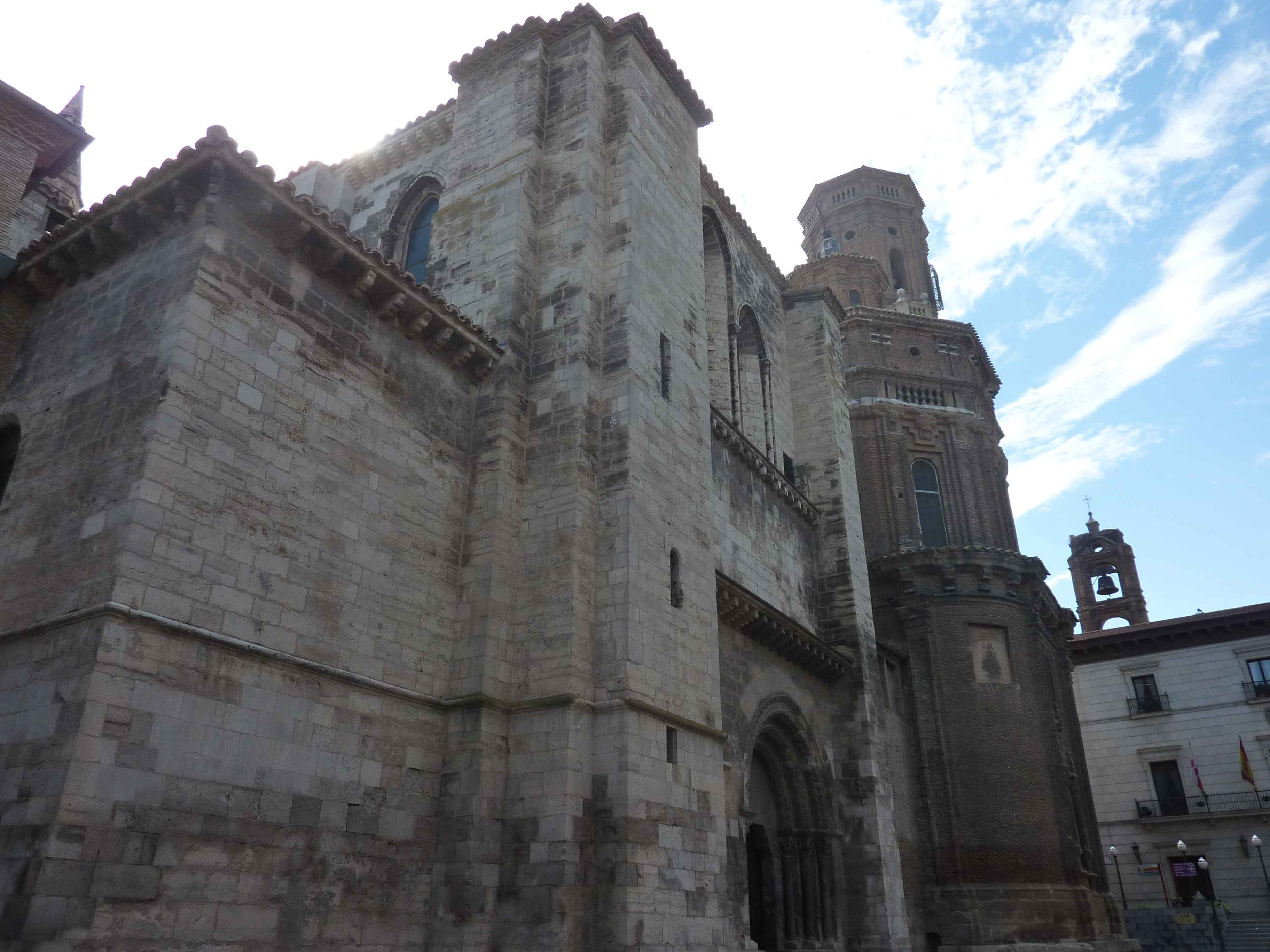 Cathedrale De Tudela en Images