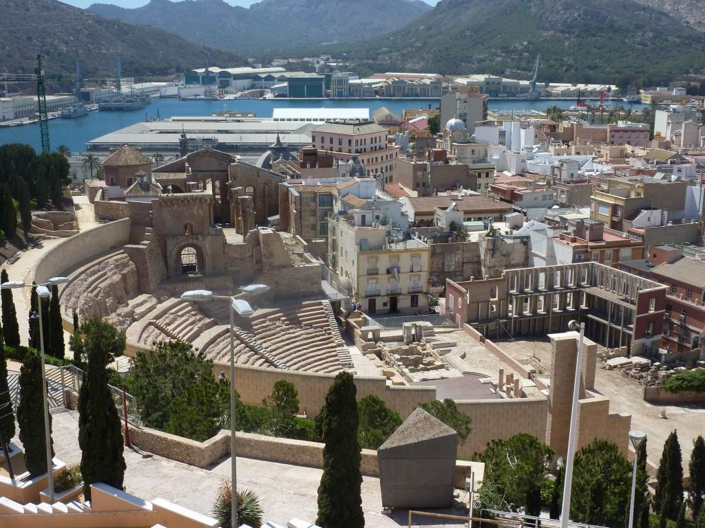 Ville Espagne En L