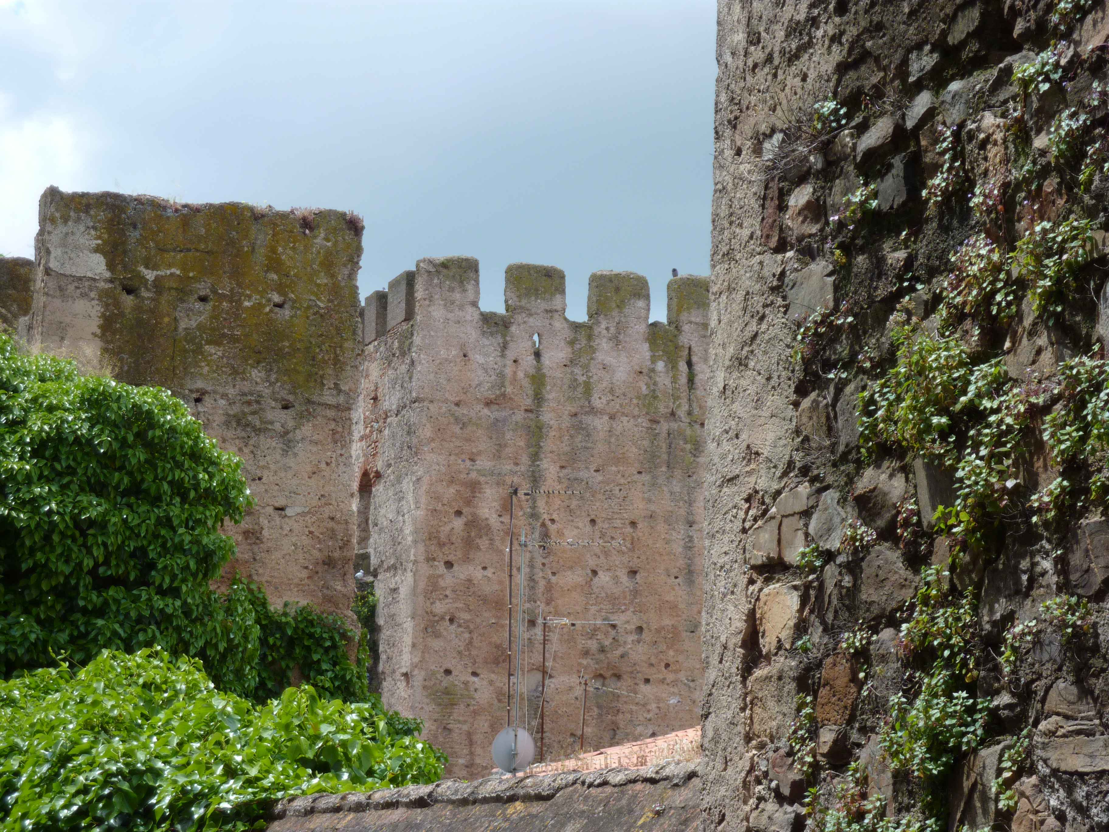 Fortification Caceres en Images