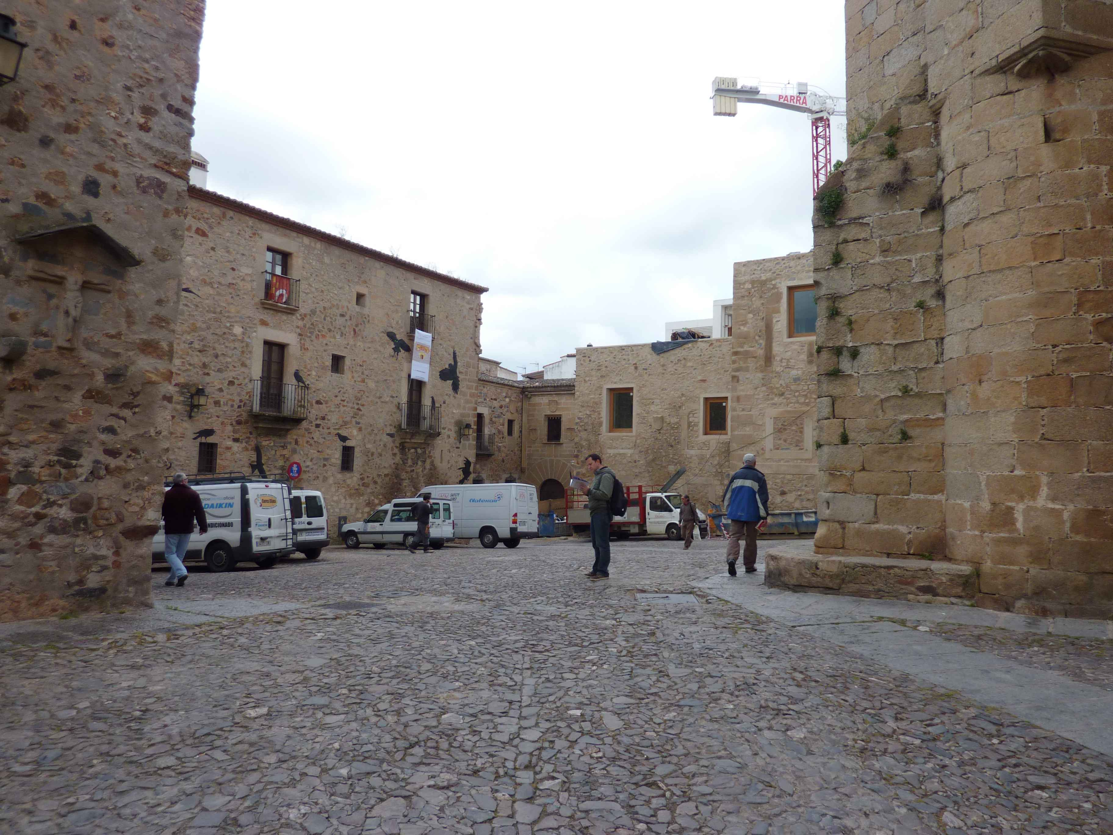 Photo Place Caceres en Images