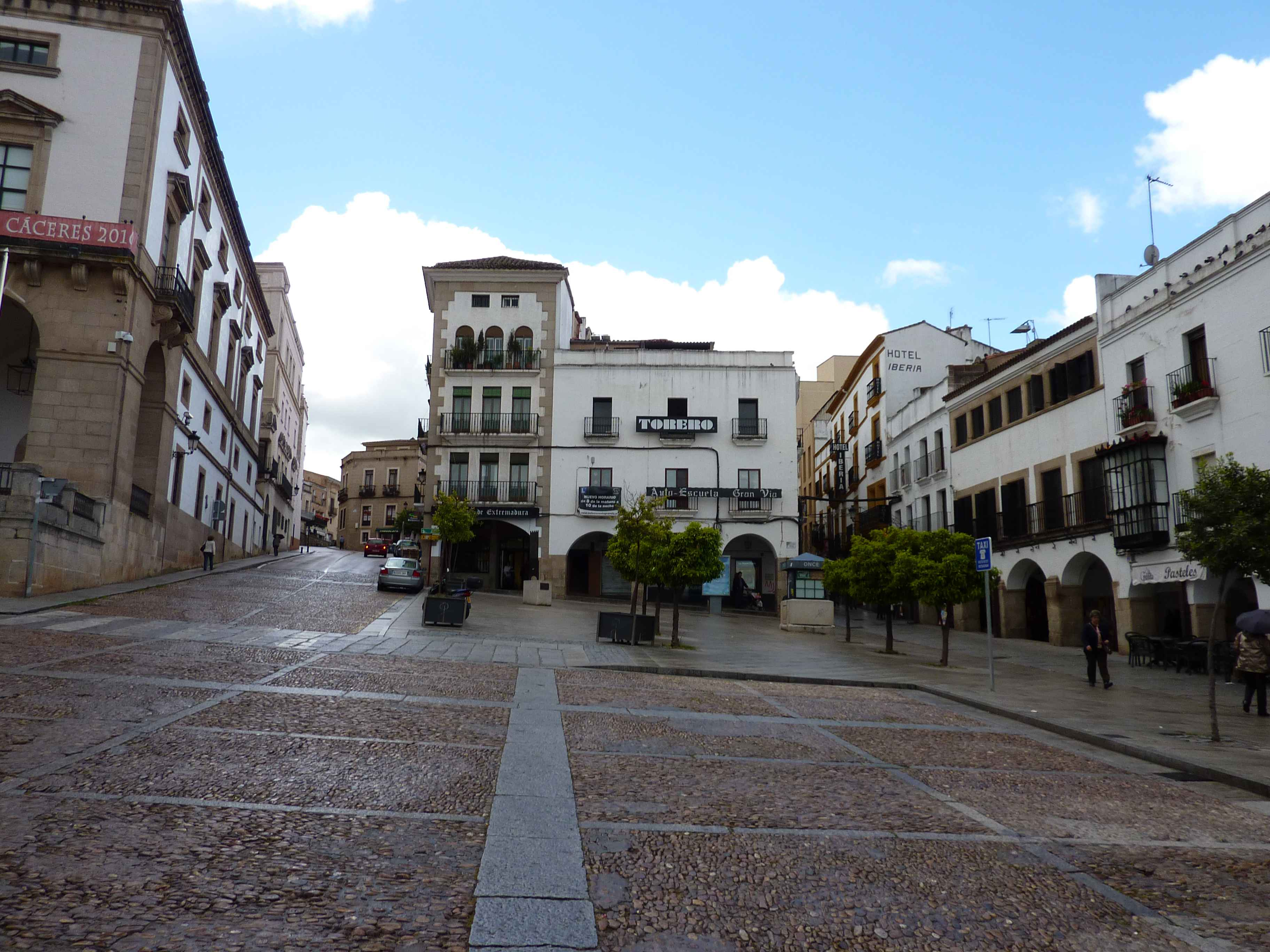 Photo Rue Renove Caceres en Images