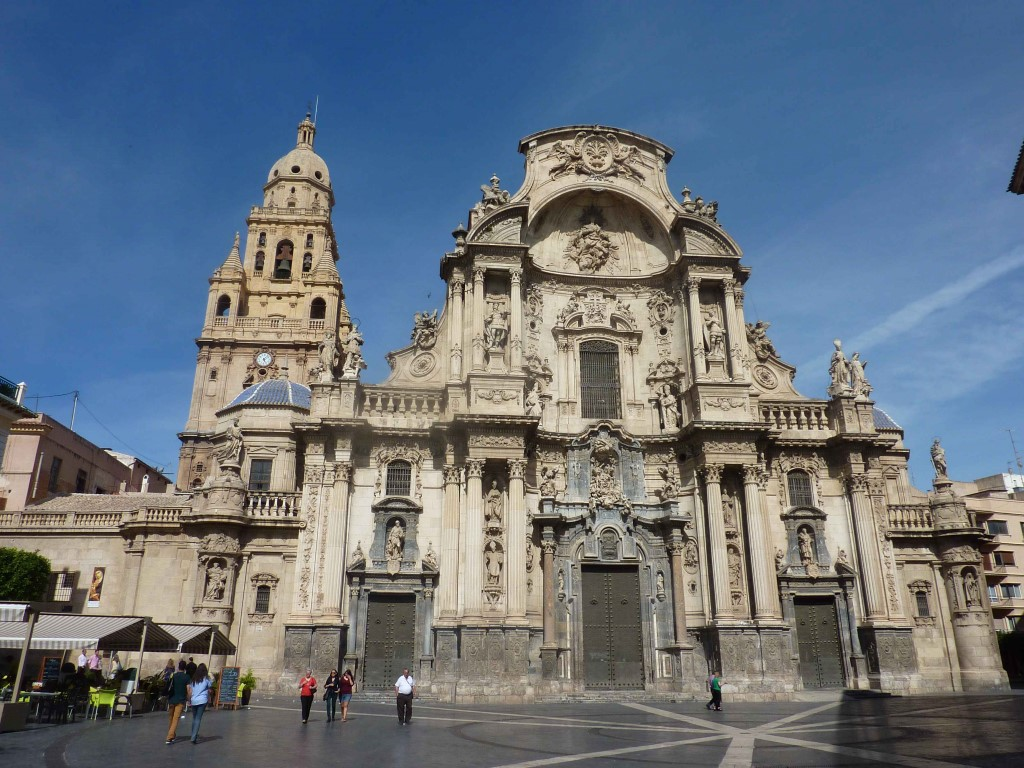 Cathedrale Murcia en Images