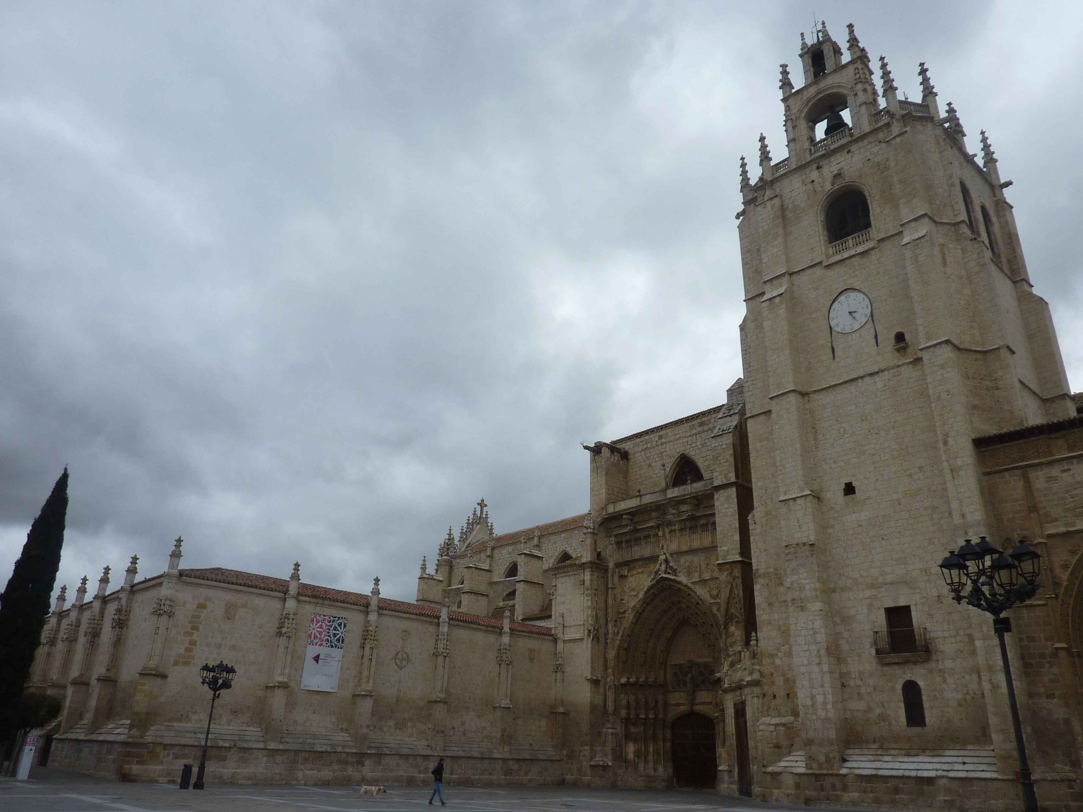 Belle Cathedrale De Palencia en Images
