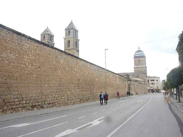 Longs Remparts De Ubeda en Images