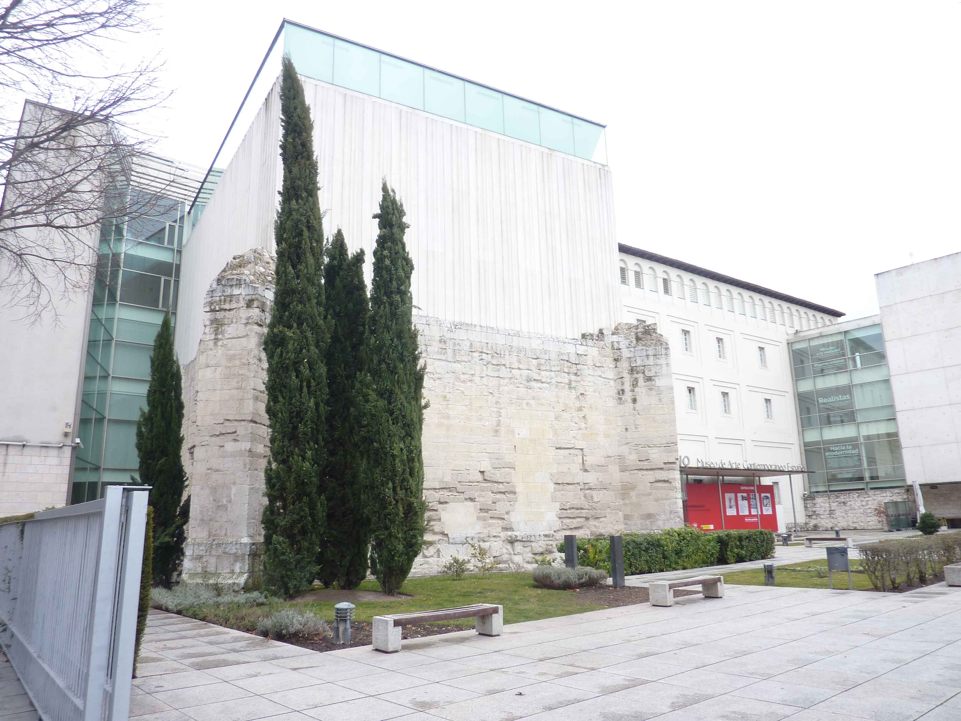 Musee Des Arts Contemporains De Valladolid en Images