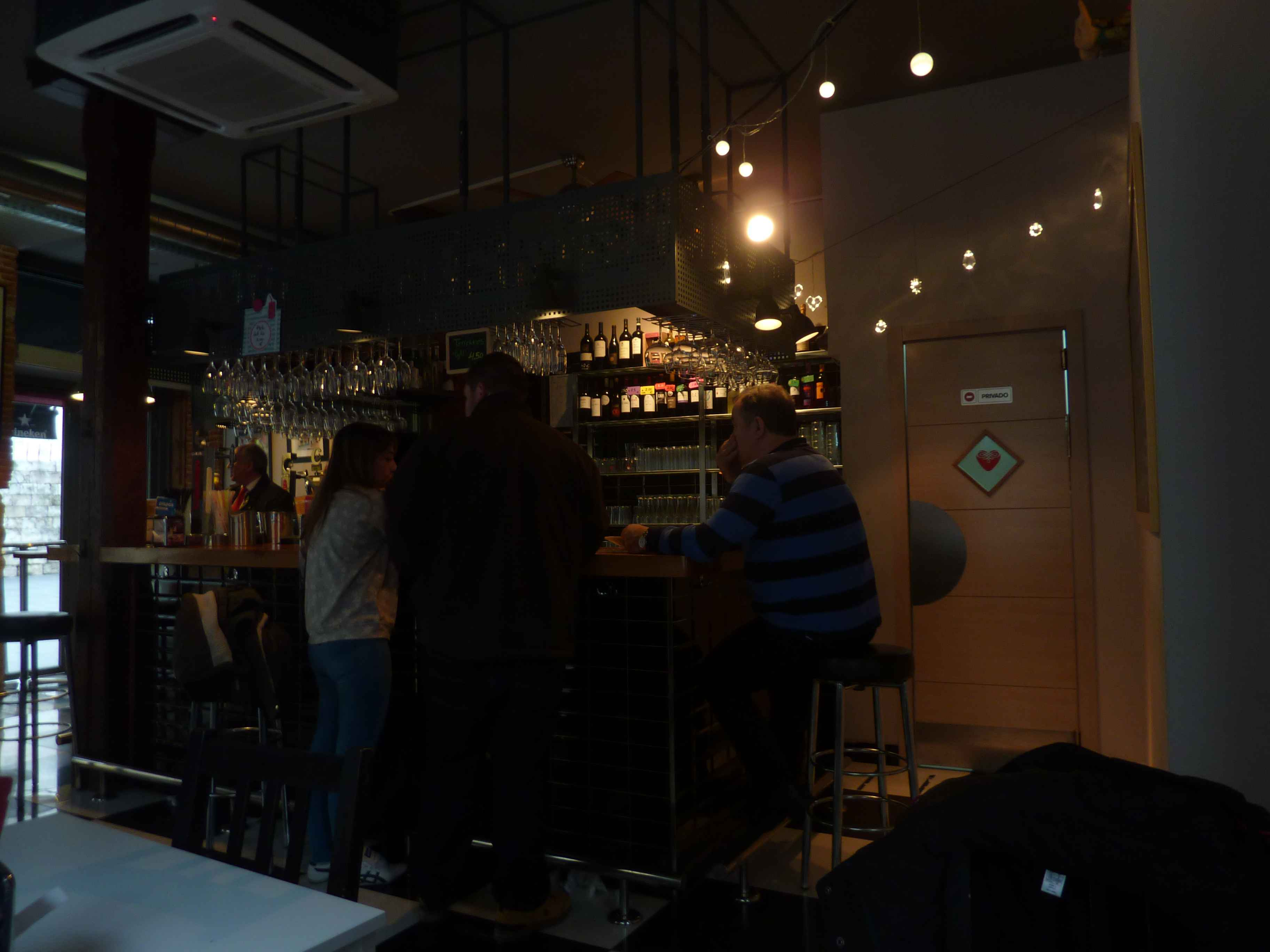 Super Bar Dans Valladolid en Images