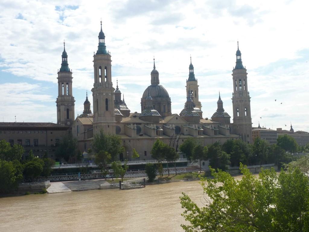 Roman Remains In Zaragoza