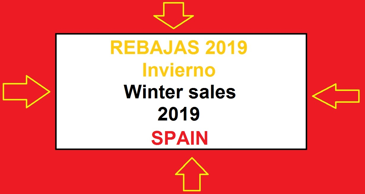 When to do sales and shopping this winter in Spain